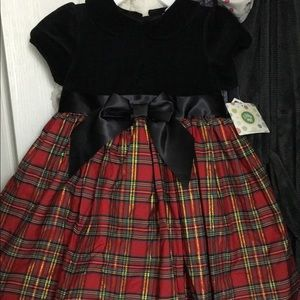 Little me Dresses - Thanksgiving bundle